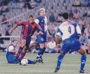Ronaldo BARCELONA 1996-1997