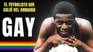 justin fashanu el primer jugador homosexual