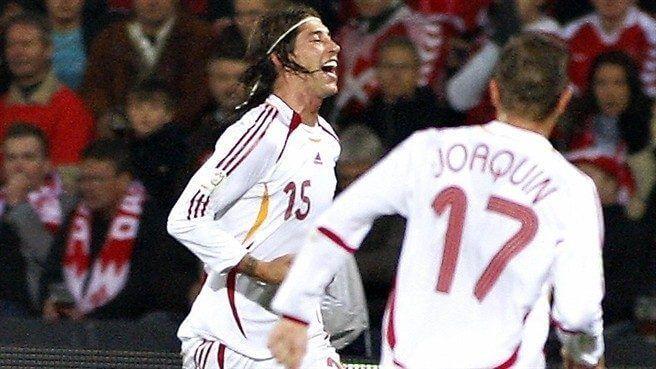 Gol de Tiki Taka ante Dinamarca (2007)
