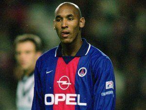 Anelka PSG 2000-2001