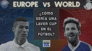 Europe vs World 1997 football
