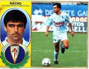 Nacho Compostela Cromo