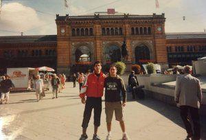 Estación Hauptbahnhof Hannover
