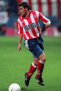 Vieri Atlético de Madrid 1997/1998