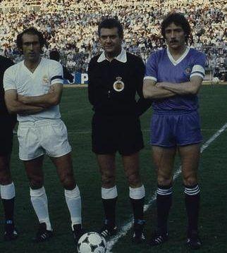 Real Madrid - Castilla Final Copa del Rey 1980