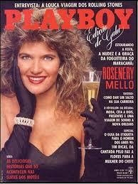Playboy Rosenery Mello