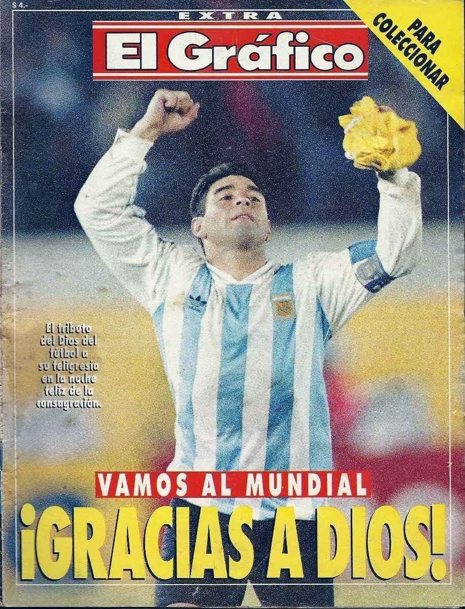 Maradona repechaje argentina