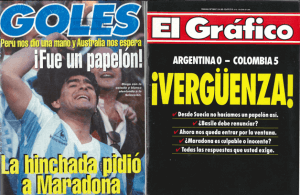 Argentina 0 Colombia 5