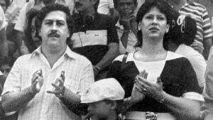 Pablo Escobar y los narcos del fútbol colombiano