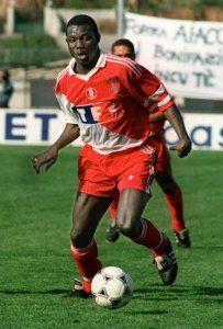 Weah Monaco 1991