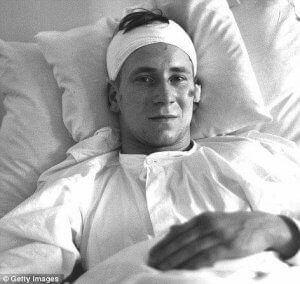 Bobby Charlton Accidente