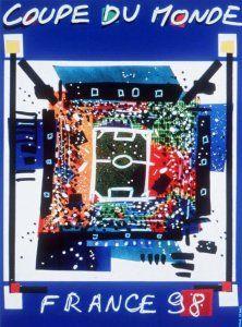 Mundial Francia 1998 cartel
