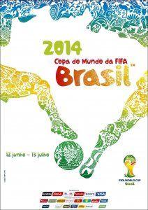 MUNDIAL BRASIL 2014 CARTEL