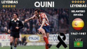 Enrique Castro Quini - Memorias del fútbol