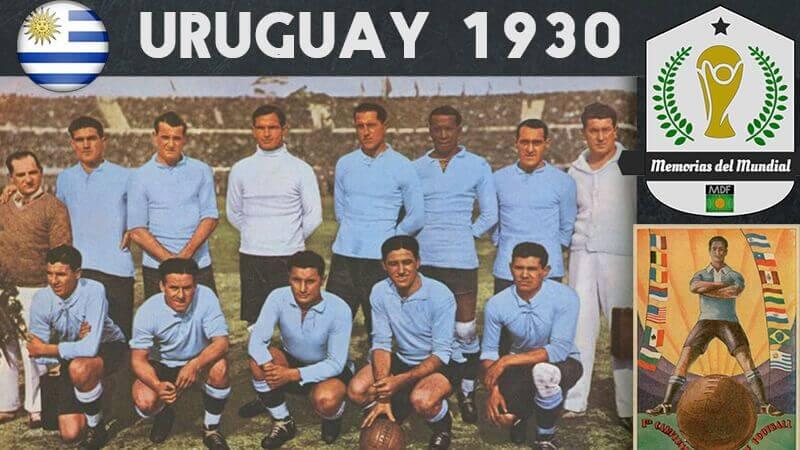 Uruguay 1930 El Mundial Del Boicot Europeo Memorias Del Mundial