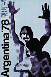 Mundial Argentina 78 cartel