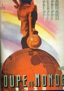 Mundial Francia 1938 cartel