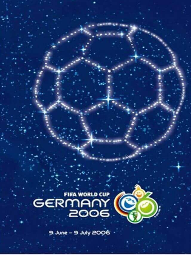 Mundial Alemania 2006 cartel