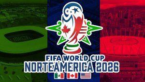 Mundial 2026 logo
