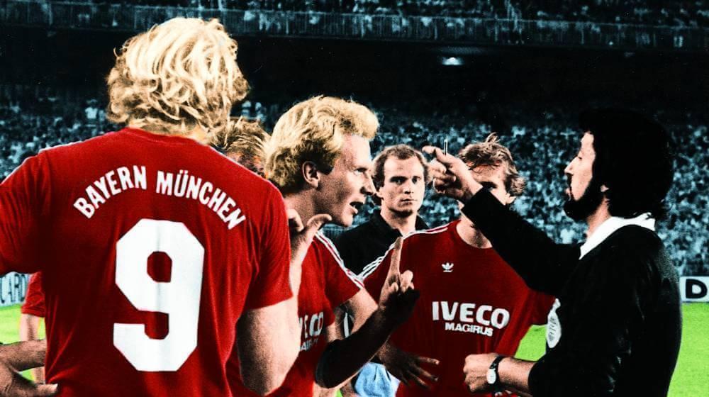 Rummenigge Trofeo Santiago Bernabéu 1981