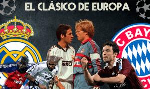 El Clásico de Europa Real Madrid Bayern 2018