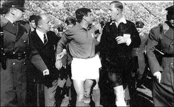 Ken-Aston Batalla Santiago 1962