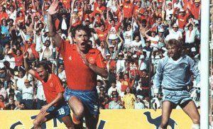 4 goles Butragueño Queretaro