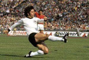 Récord 14 goles Gerd Müller