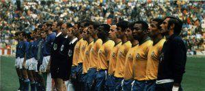Mundial México 1970 final brasil italia