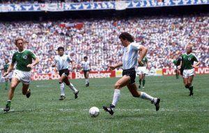 valdano final mundial mexico 86