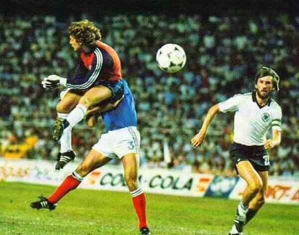 mundial 1982 francia alemania schumacher batiston