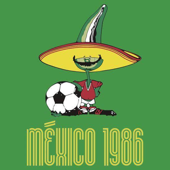 pique mascota mundial mexico 1986