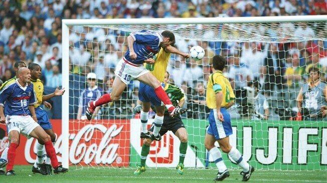 mundial francia 1998 zidane