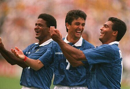 mundial estados unidos 1994 brasil gol bebeto