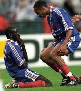 Francia Mundial 1998 thuram