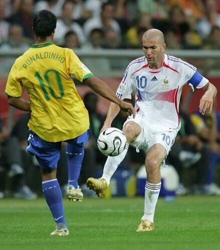 Mundial Alemania 2006 Brasil Francia