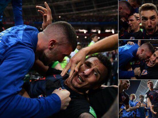 Mundial Rusia 2018 mandzukic fotos