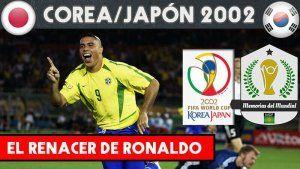 Mundial Corea y Japón 2002