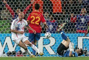 Mundial Alemania 2006 francia españa