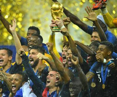 Mundial Rusia 2018 final Francia-Croacia
