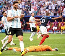 mundial rusia 2018 mbappe argentina francia