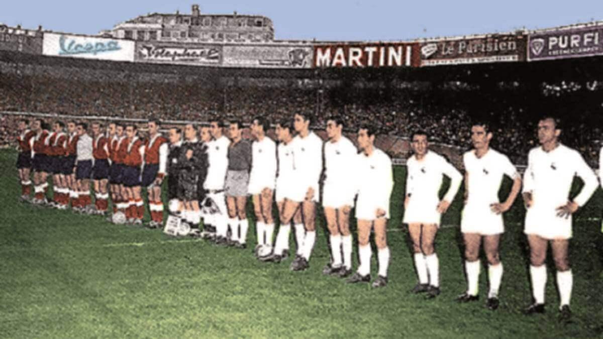 Final Copa de Europa 1959-1960
