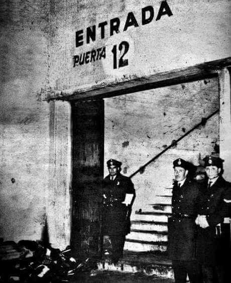 La Puerta 12 River-Boca 1968