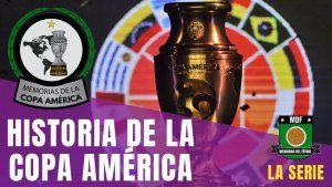 Historia de la Copa América de Fútbol