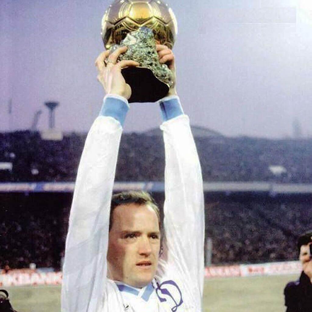 Igor Belanov Balon de Oro 1986