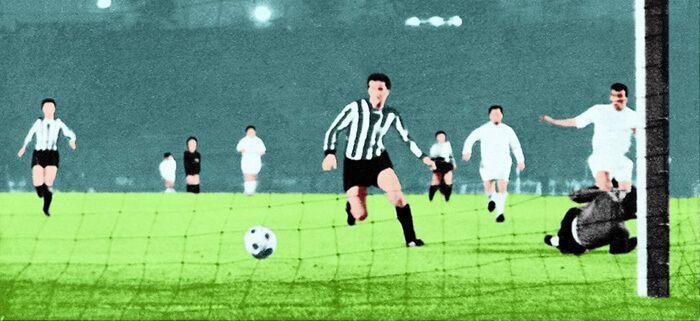 final real madrid partizan 1966 copa de europa