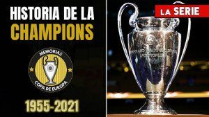 HISTORIA DE LA COPA DE EUROPA CHAMPIONS LEAGUE