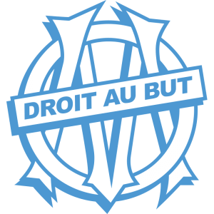 Olympique Marsella escudo