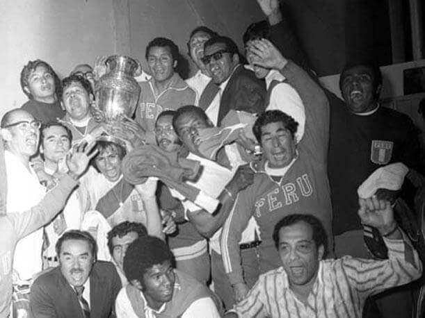 Perú campeon de america 19