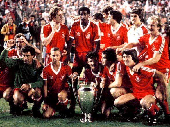 Nottingham Forest bicampeón de europa